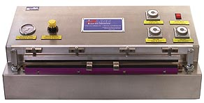 E.L.V.I.S. Entry Level Vacuum Impulse Sealer