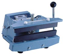 HAND OPERATED TABLE TOP CONSTANT HEAT SEALER