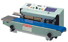 PORTABLE HORIZONTAL BAND SEALER