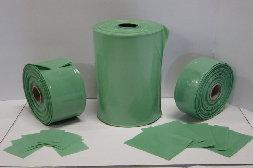 Nuclear Green Polyethylene
